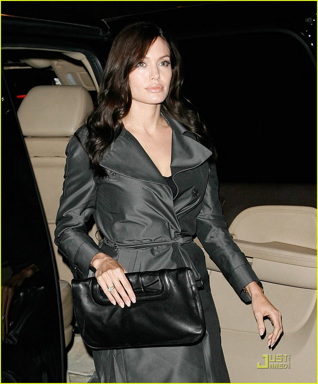 angelina jolie trench coat 151458651