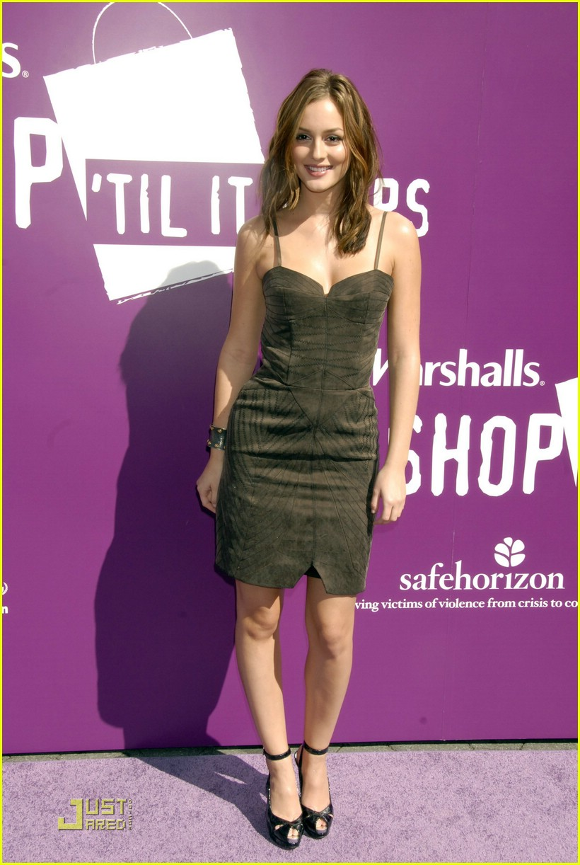 leighton meester safe horizon 09