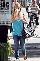 hayden panettiere shopping vivere 06