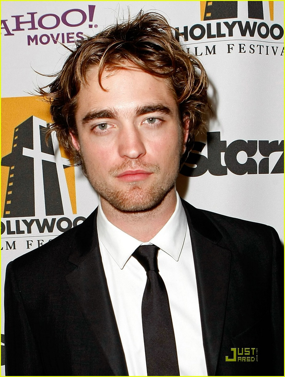 robert pattinson hollywood film festival 05