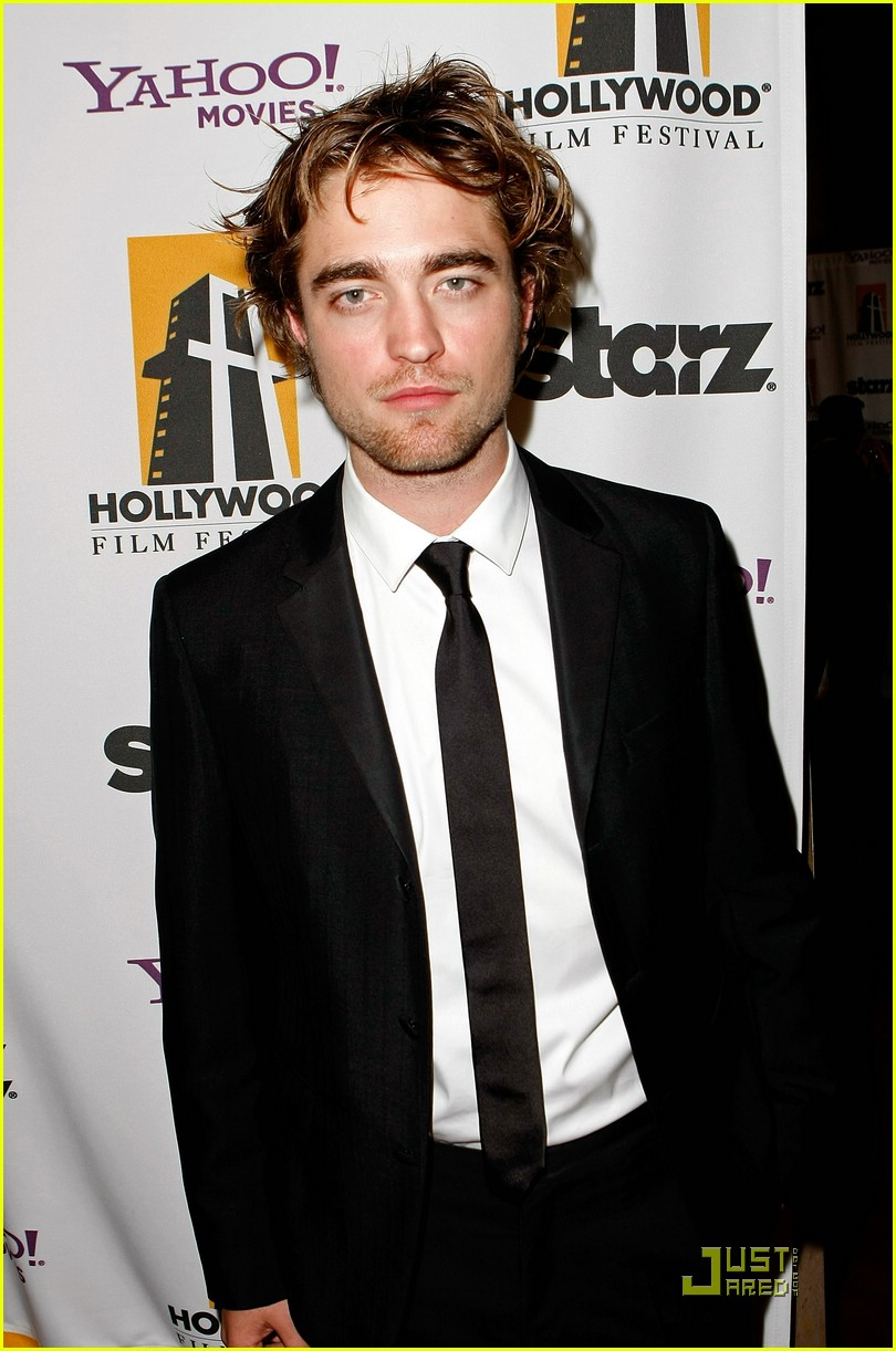 robert pattinson hollywood film festival 091511411