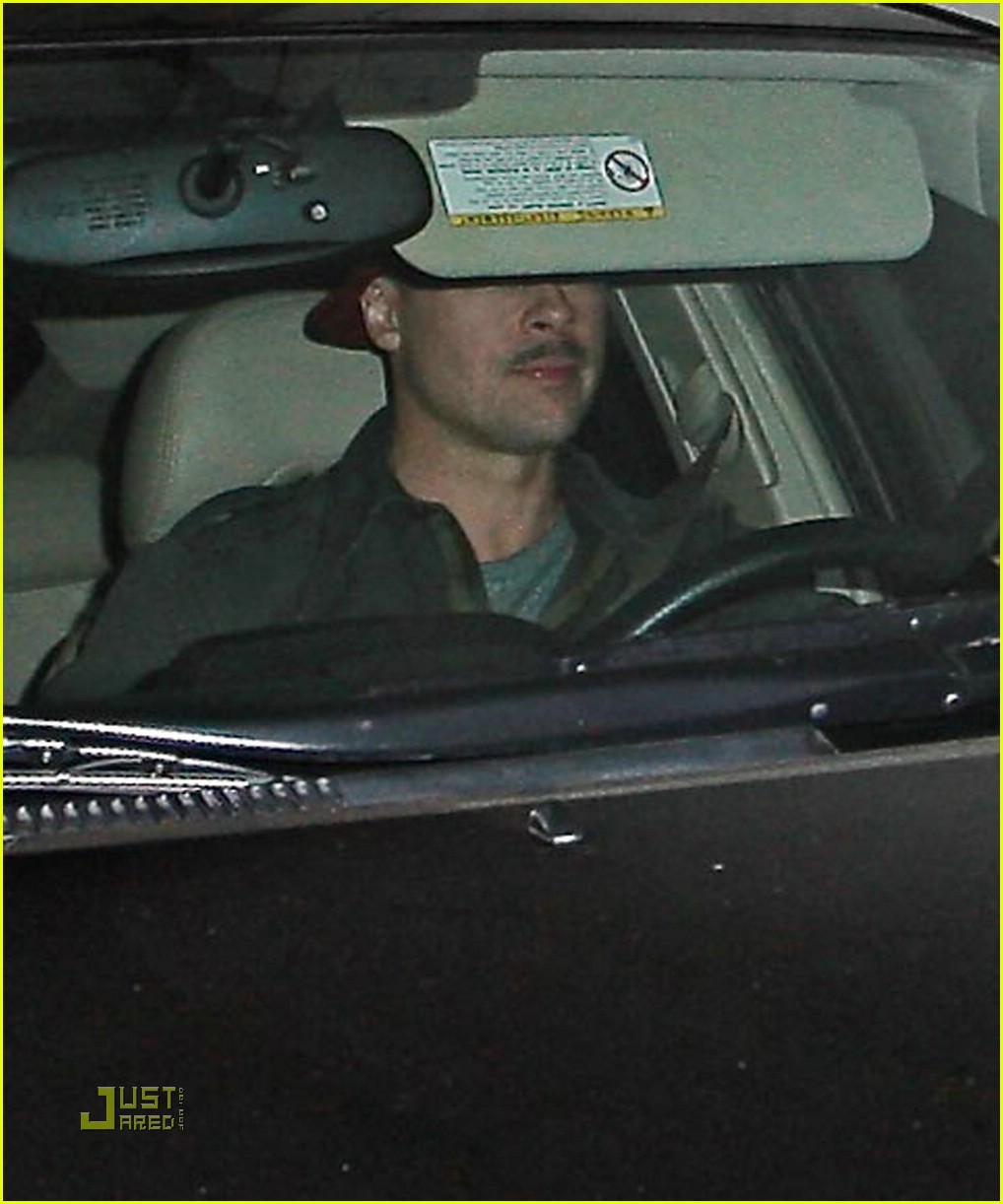 brad pitt mustache 101516461