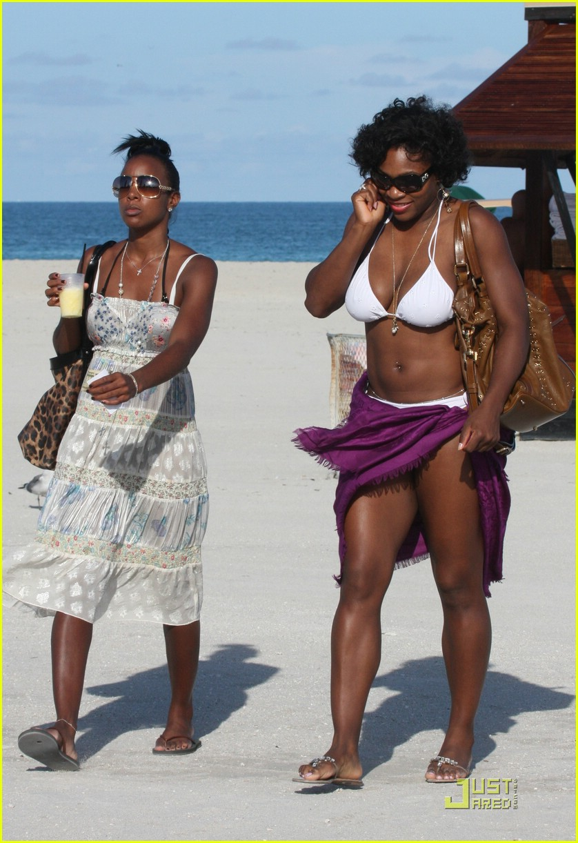 serena williams bikini 12