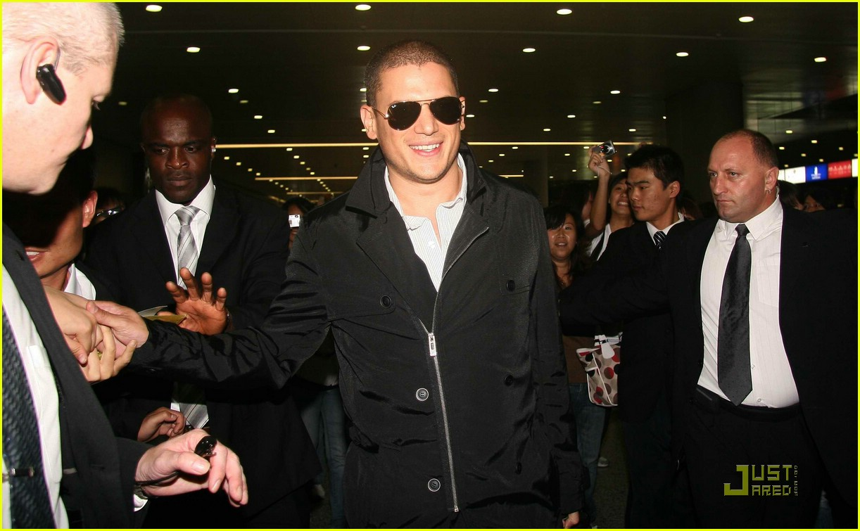 wentworth miller shangai china 051486091