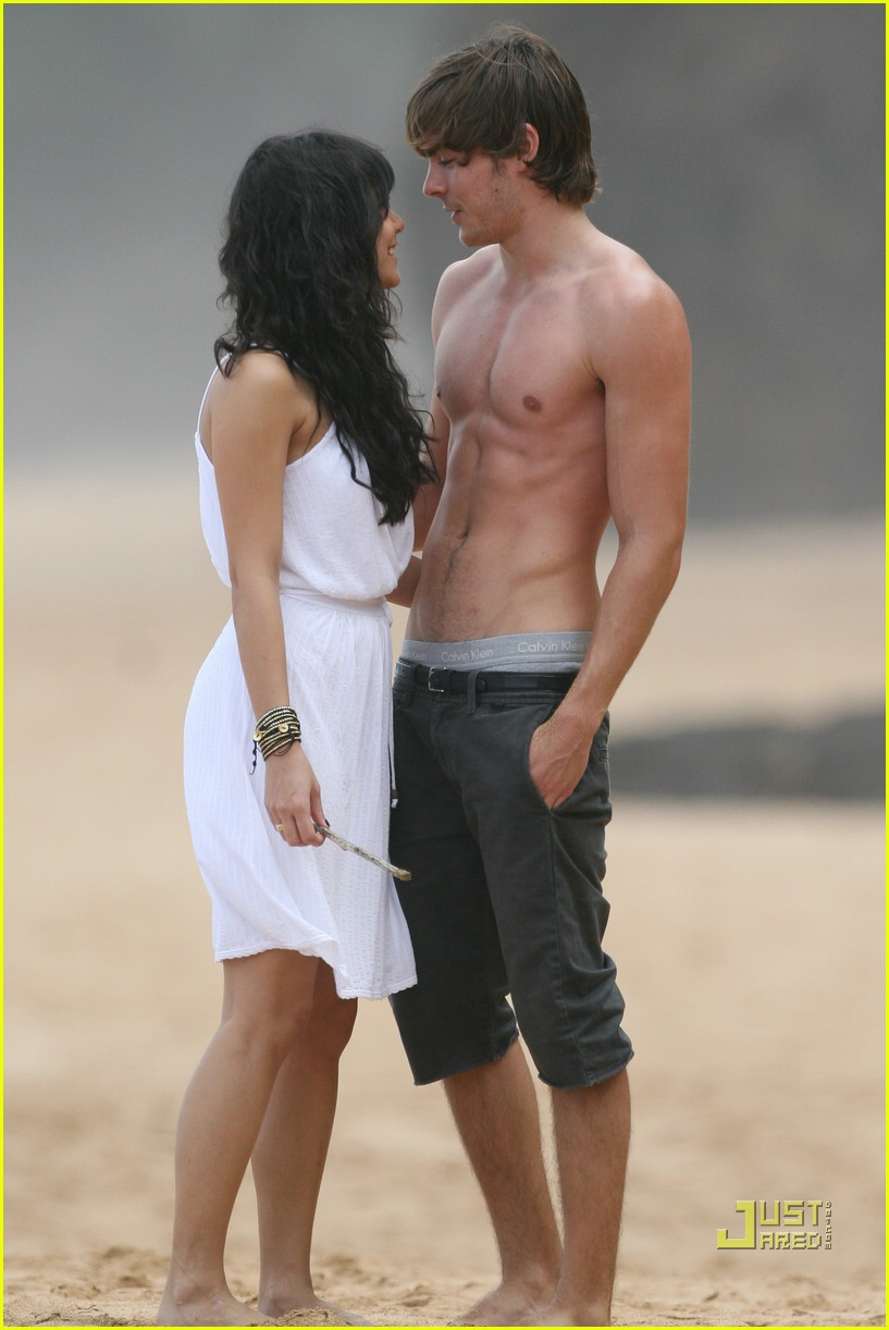 Efron and vanessa doing sex