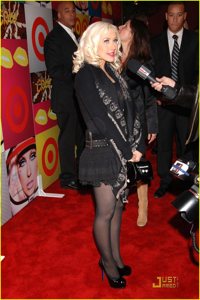 christina aguilera target a night of music 041561971