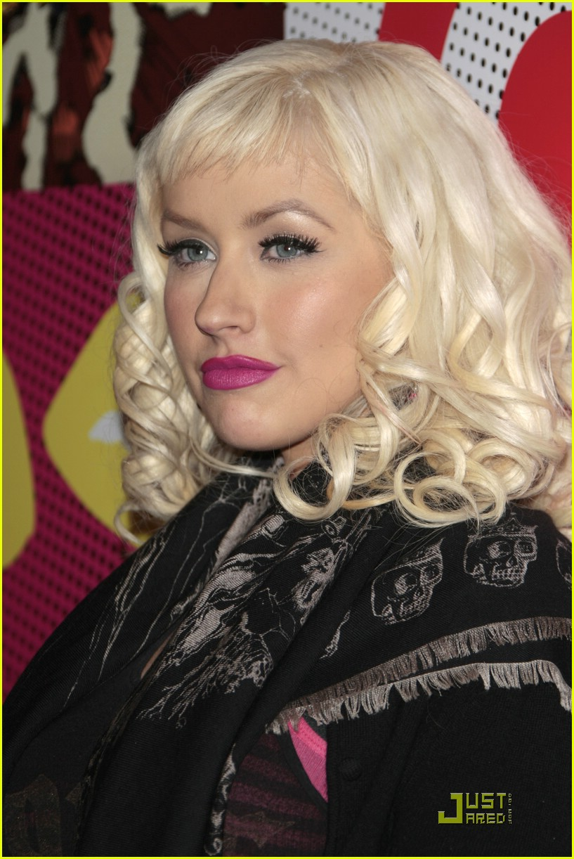 christina aguilera target a night of music 061561991