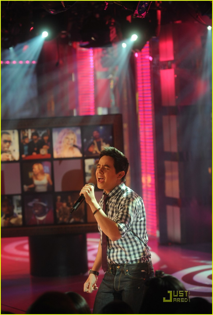 david archuleta mtv tl 011540801