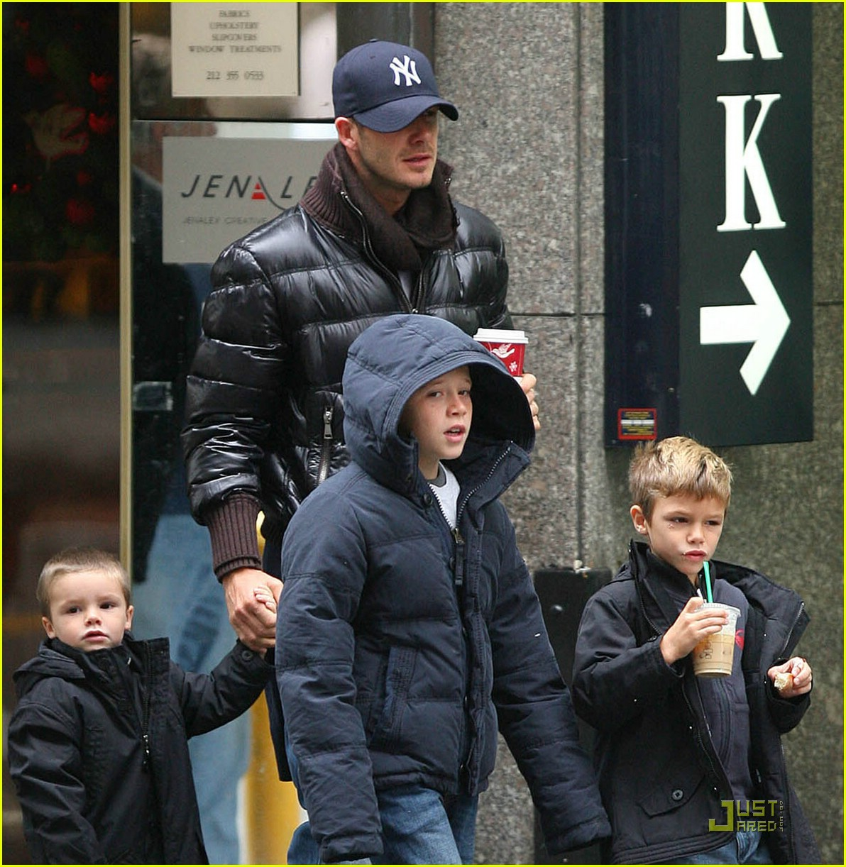 david beckham big apple boys 041571151