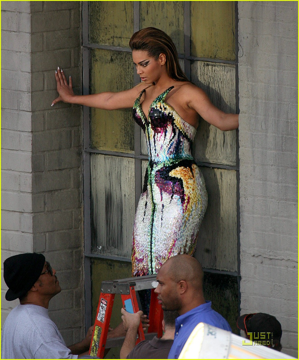 beyonce diva music video preview 041559361