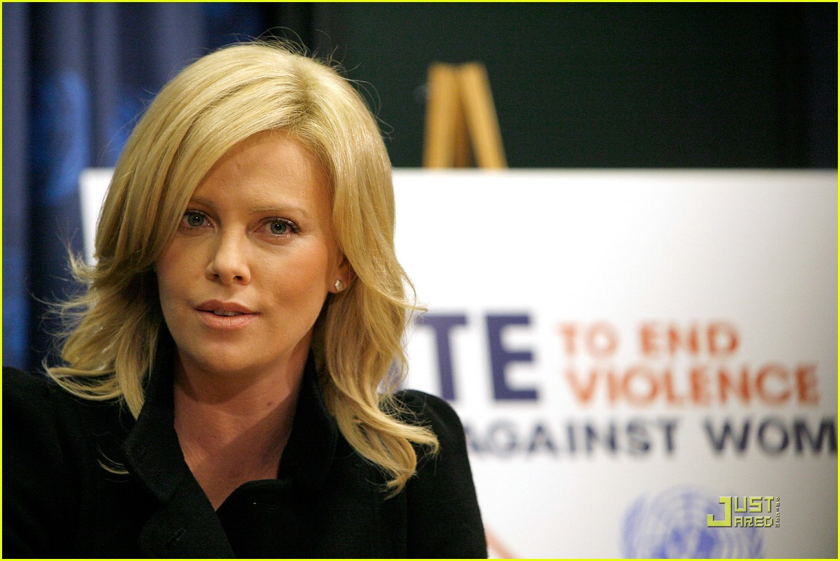 charlize theron united nations messenger of peace 211550921