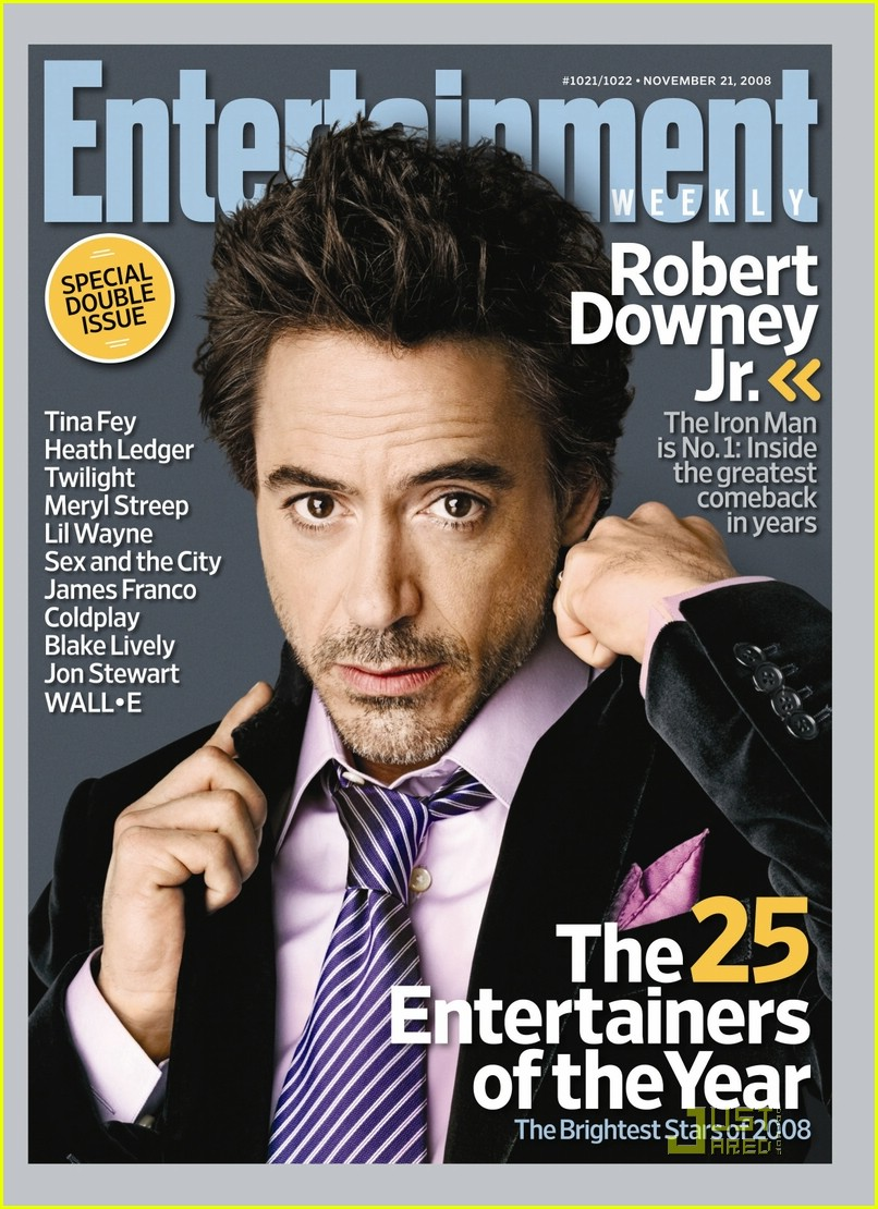 Entertainment weekly magazine cover