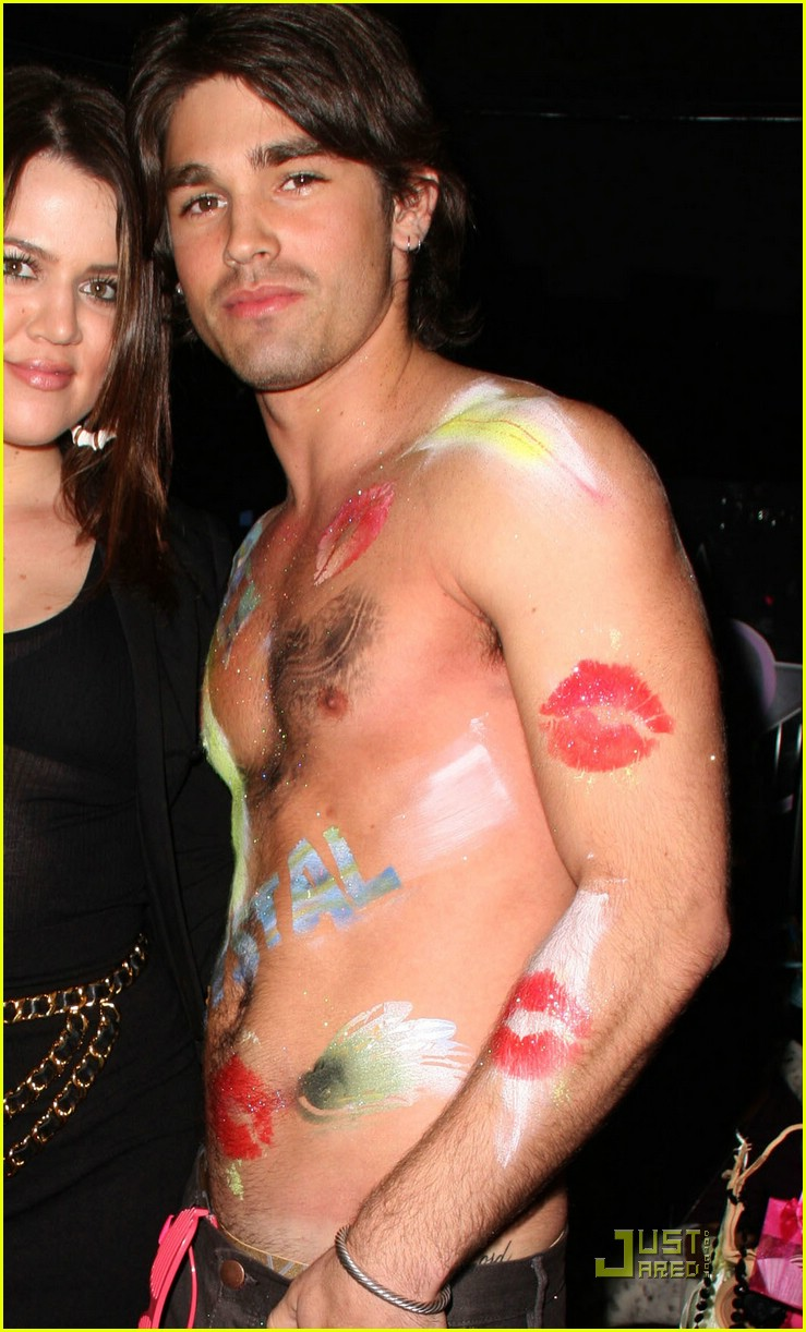 justin gaston shirtless sweet 16 01