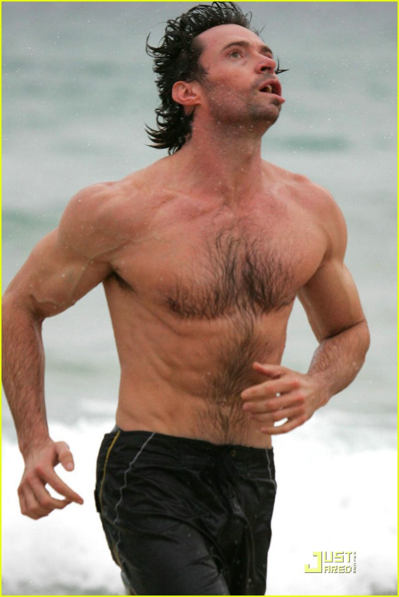 Hugh Jackman Is Bondi Beach Buff Photo 1546891 Hugh