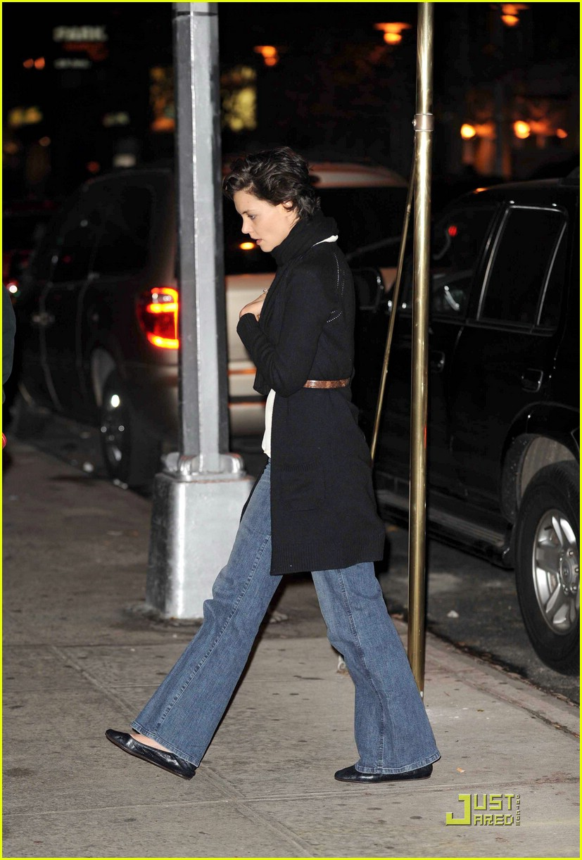 katie holmes nyc 021562051