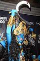 heidi klum blue indian goddess halloween 18