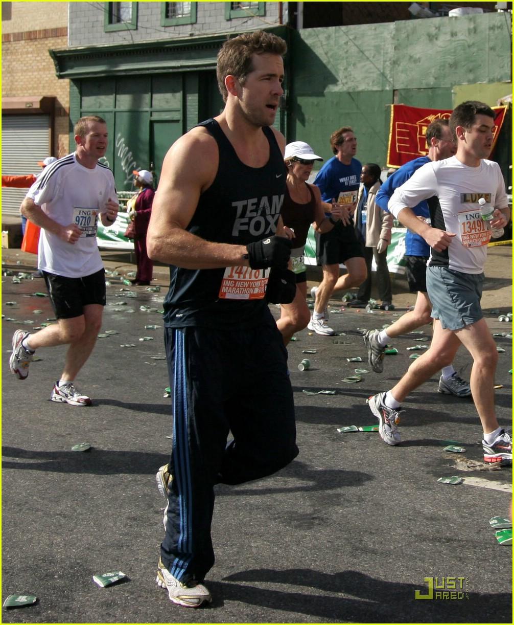 ryan reynolds nyc marathon 061522071