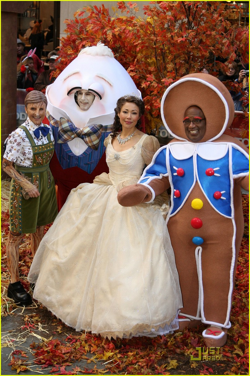 al roker gingerbread man dog 051522511