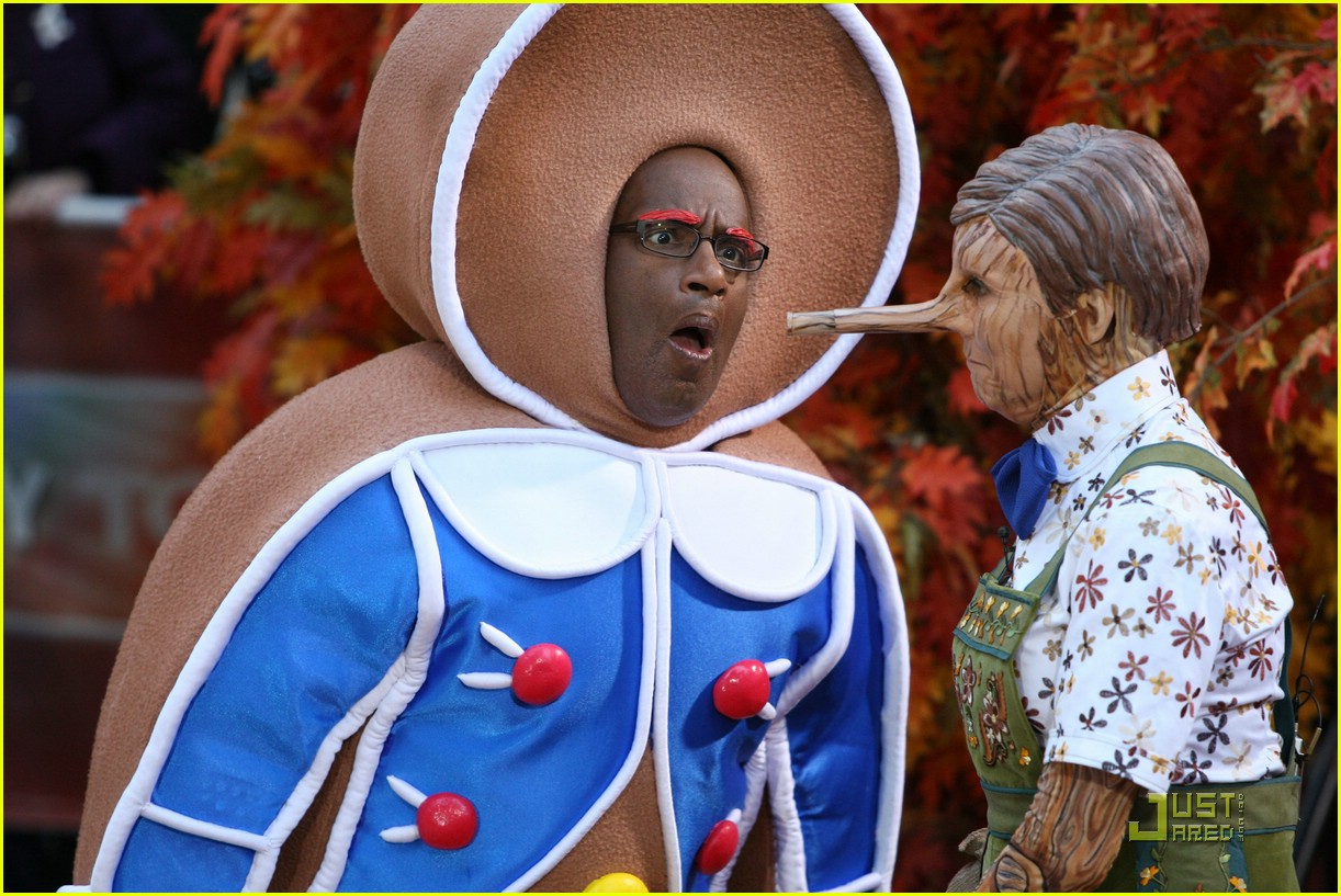 al roker gingerbread man dog 101522561