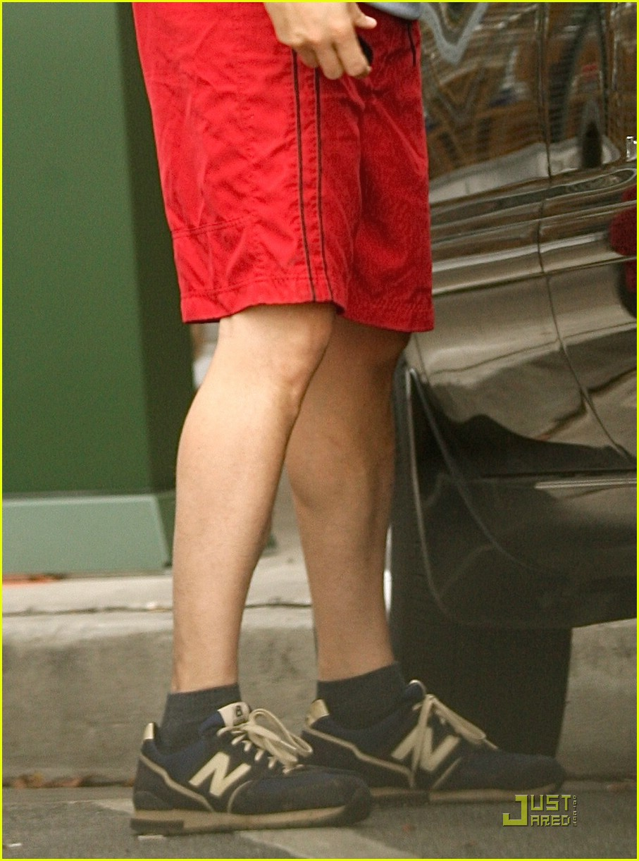 wentworth miller red shorts 111569441
