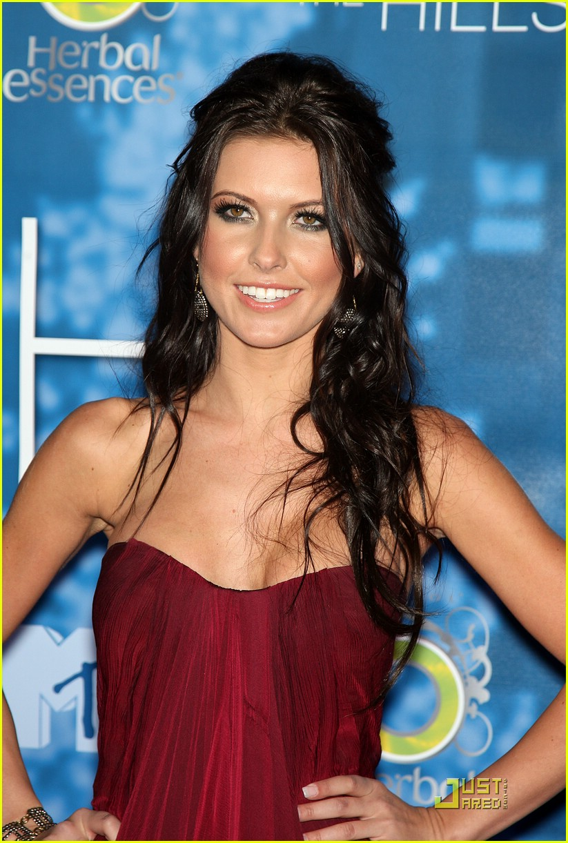 audrina patridge the hills season 4 finale 131612881