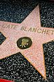 cate blanchett star hollywood walk of fame 08