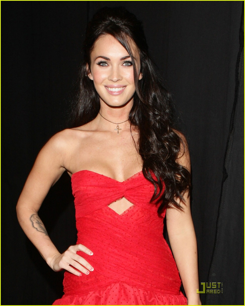 megan fox spike tv video game awards 021597981