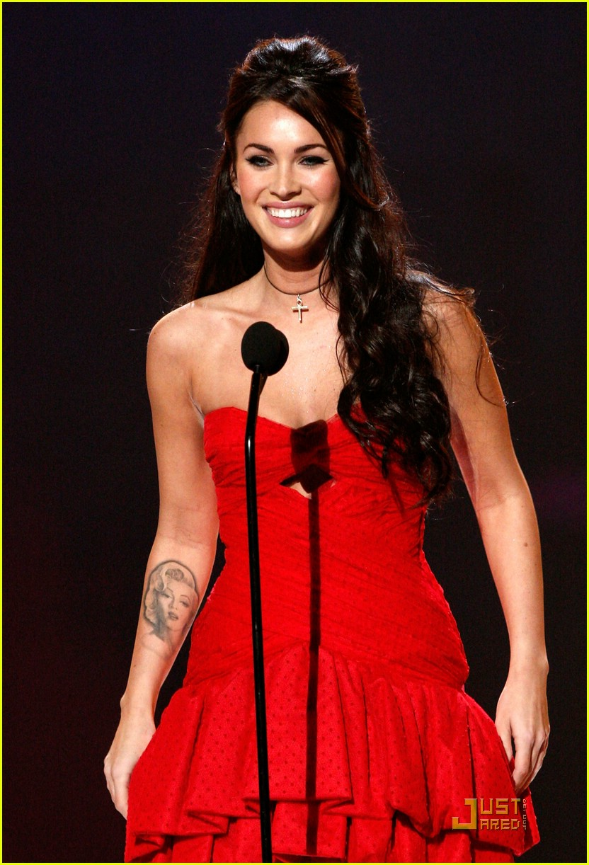 megan fox spike tv video game awards 06