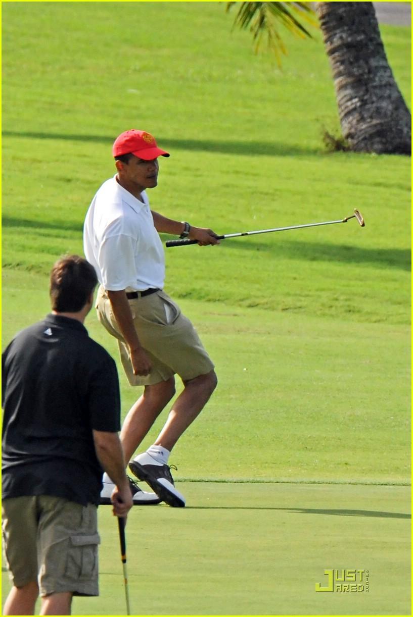 obama golf 101623051