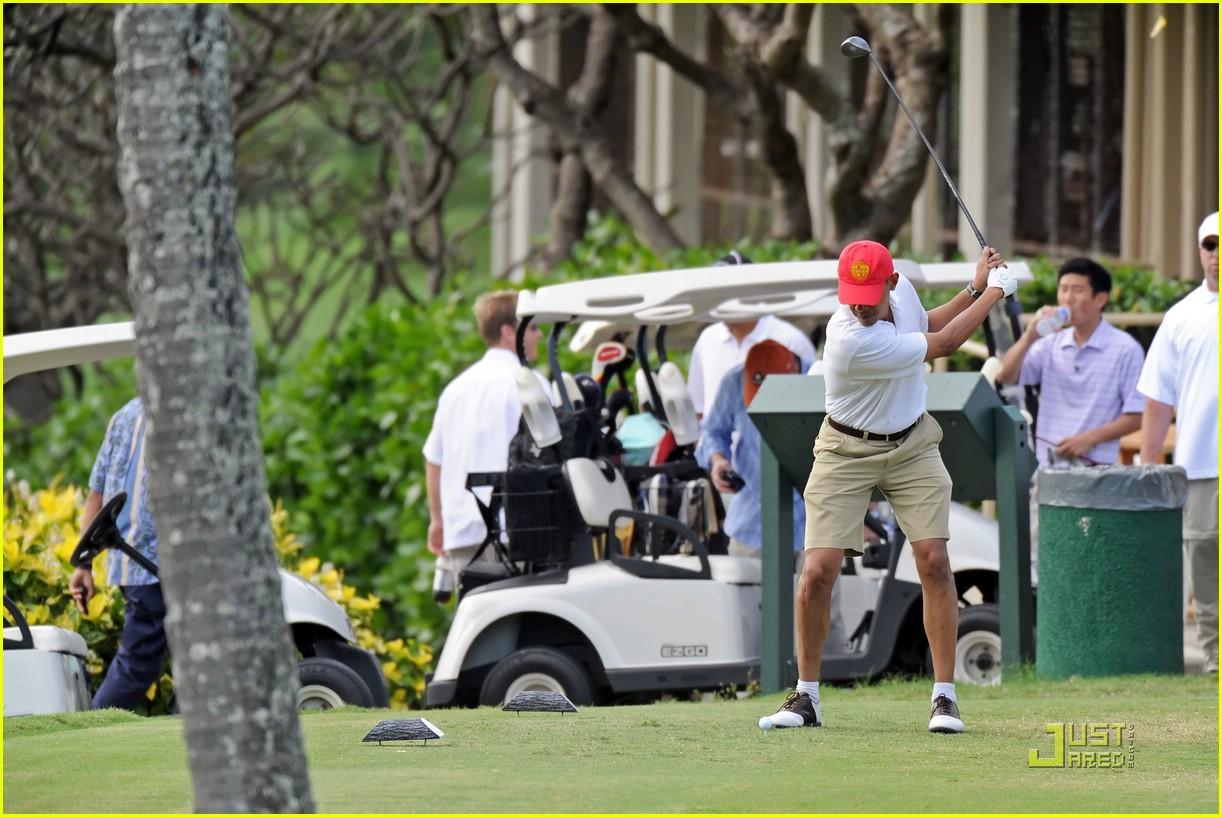 obama golf 111623061