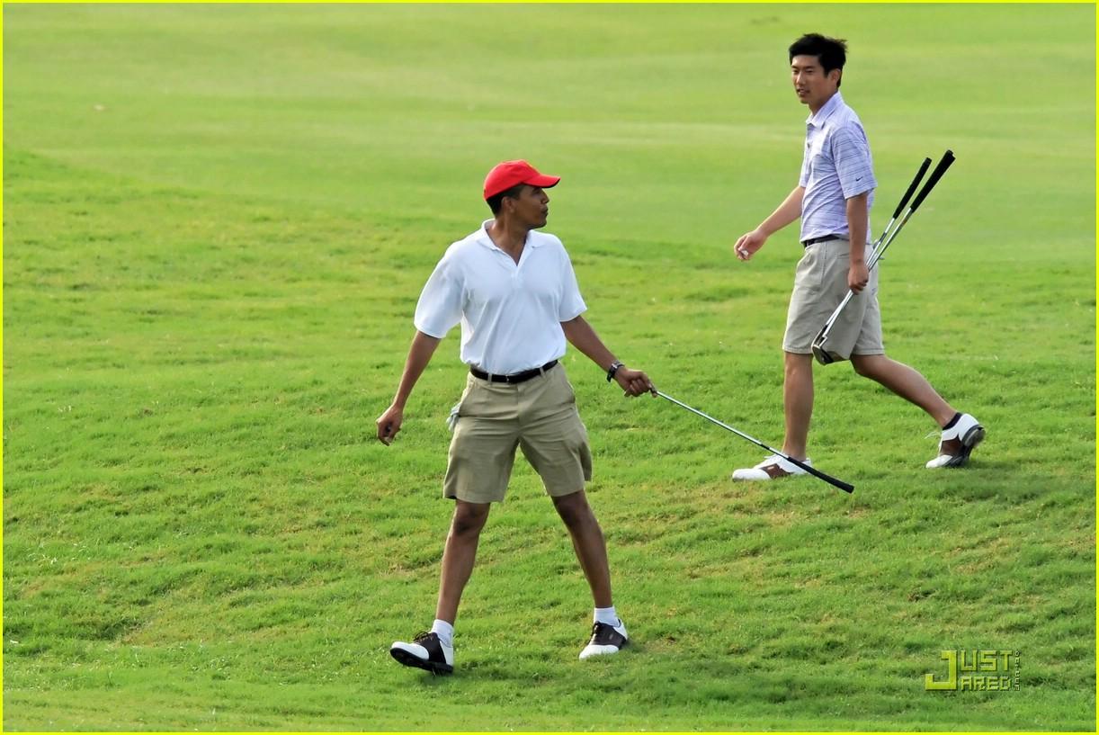 obama golf 171623121
