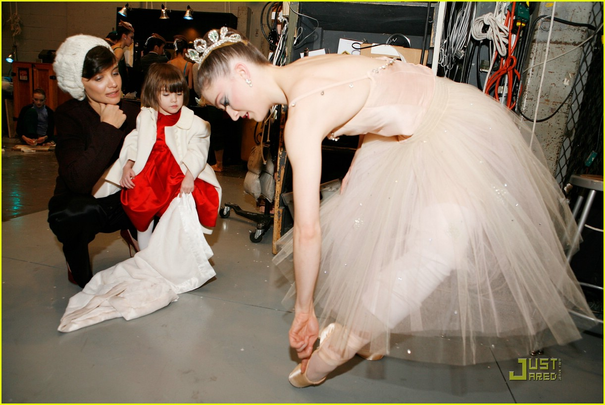 suri cruise nutcracker nice 191596811