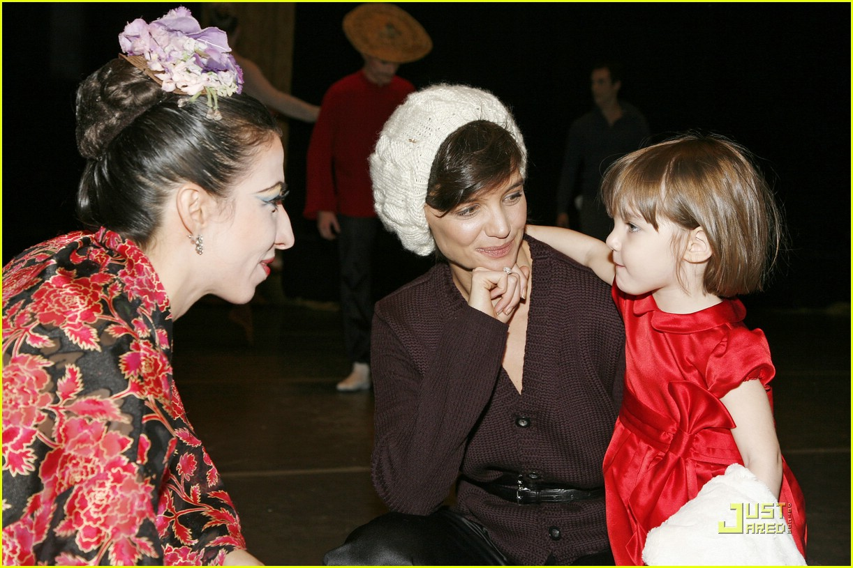suri cruise nutcracker nice 251596871