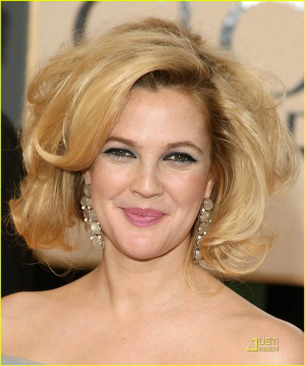 drew barrymore golden globes 2009 01