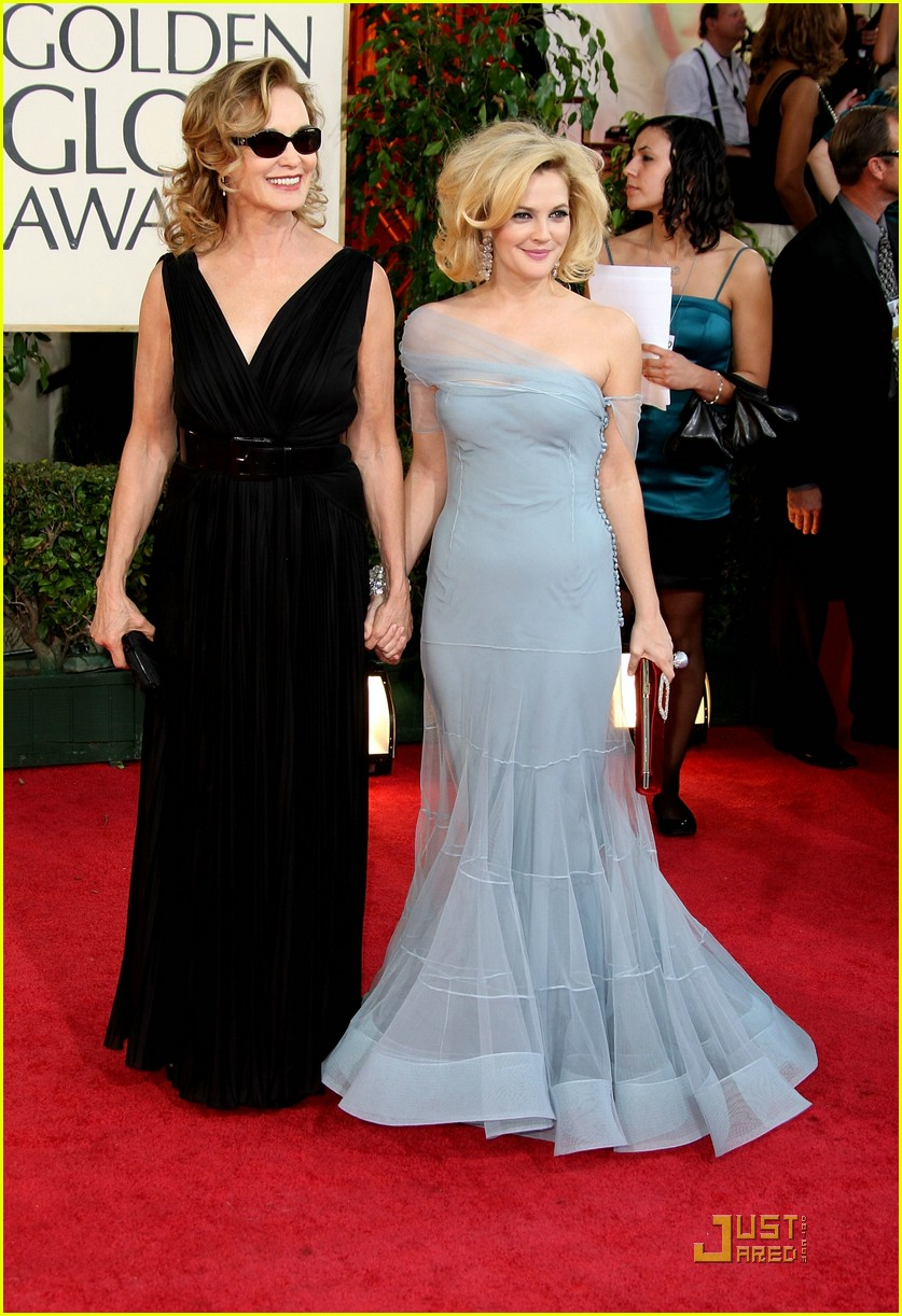 drew barrymore golden globes 2009 12