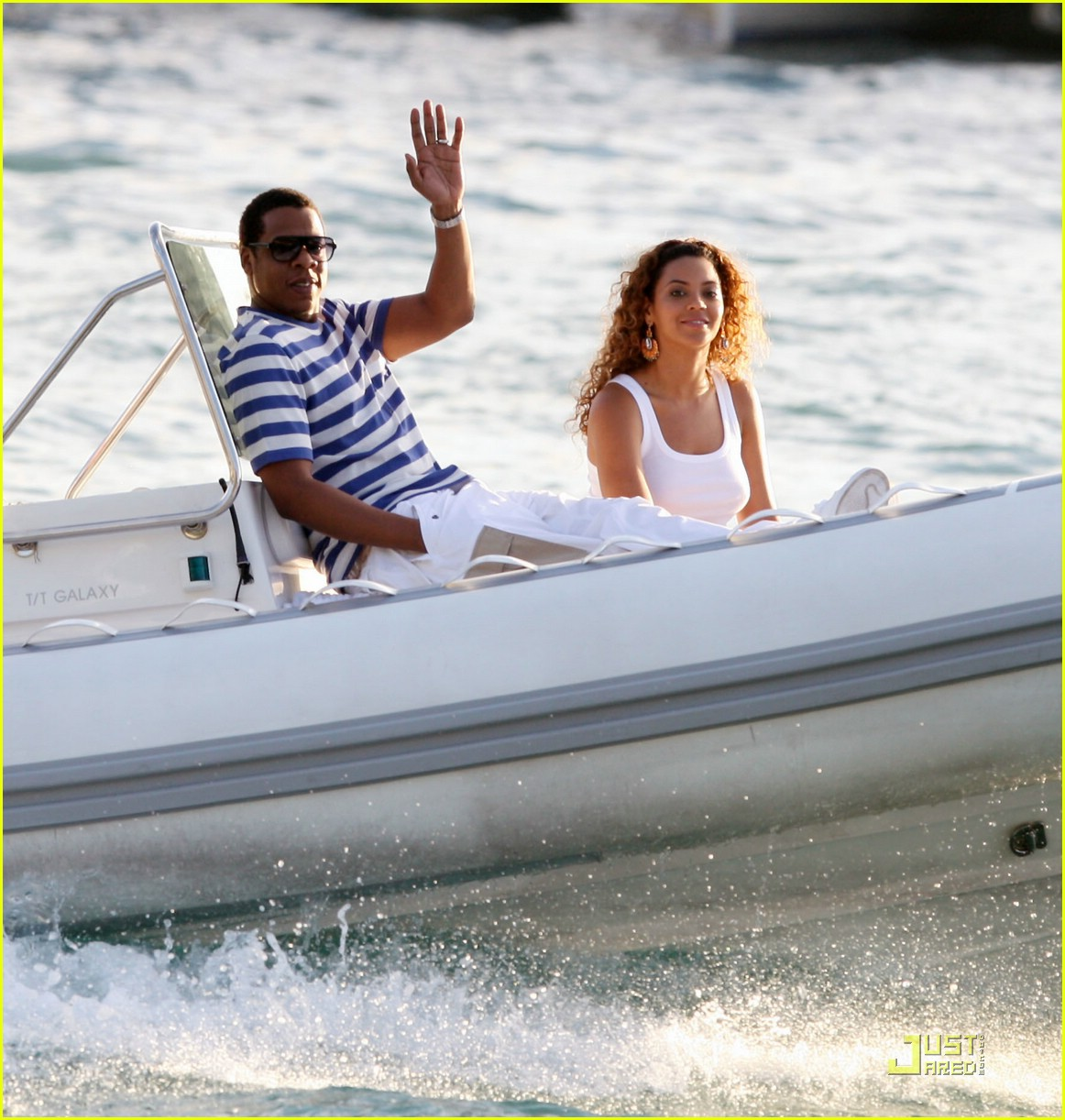 beyonce jay z st barts boating 061625181