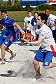 blake lively penn badgley football 08