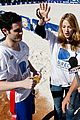 blake lively penn badgley football 14