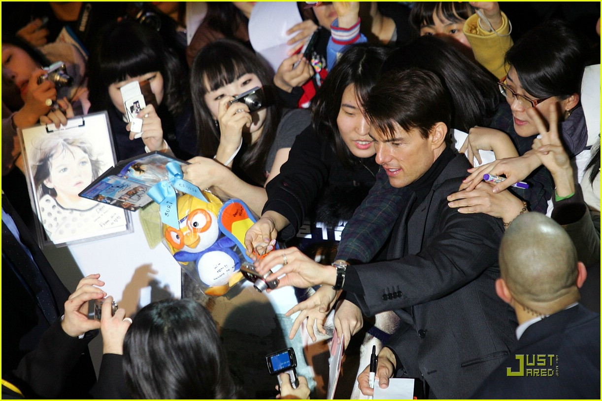 tom cruise valkyrie premiere south korea 331662981