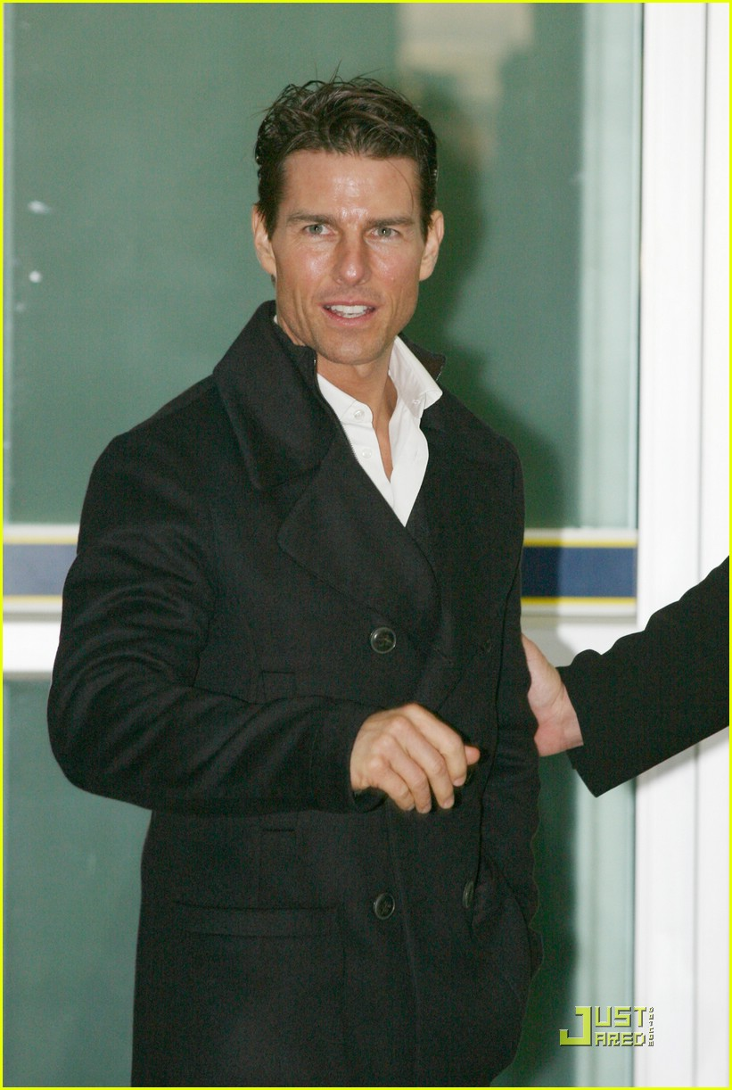 tom cruise seoul south korea 011657781