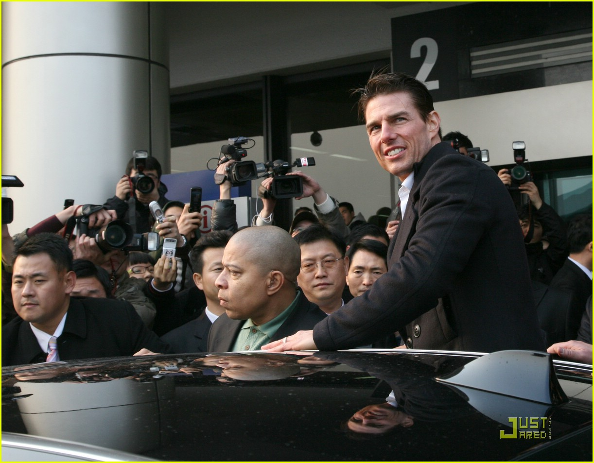 tom cruise seoul south korea 101657871