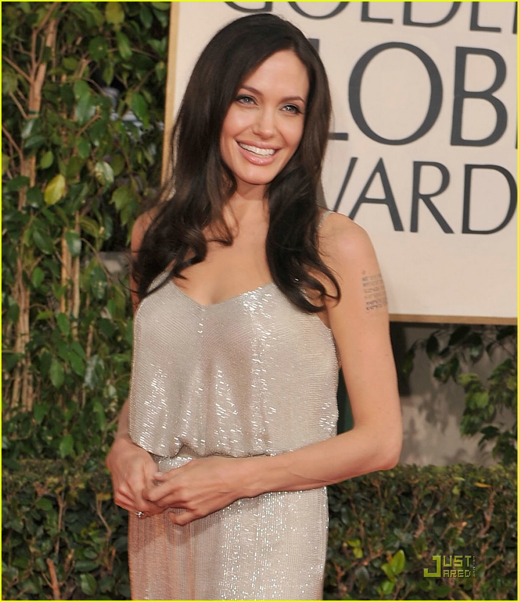 angelina jolie golden globes 2009 131644151