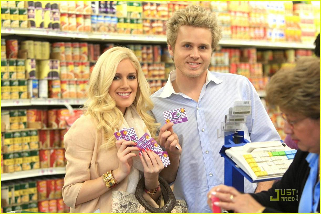 Heidi Spencer Raid 99 Cents Store