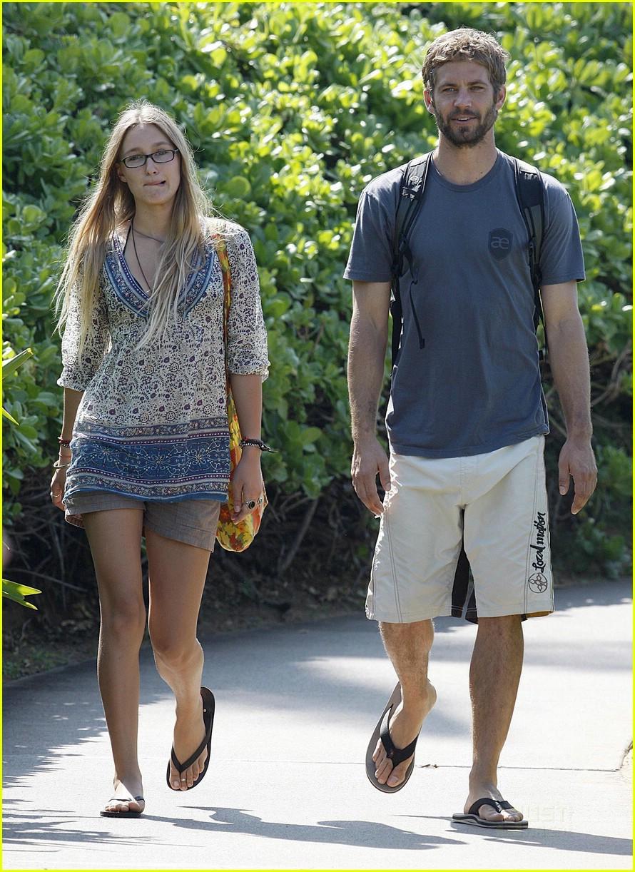 Is paul walker still dating jasmine pilchard gosnell