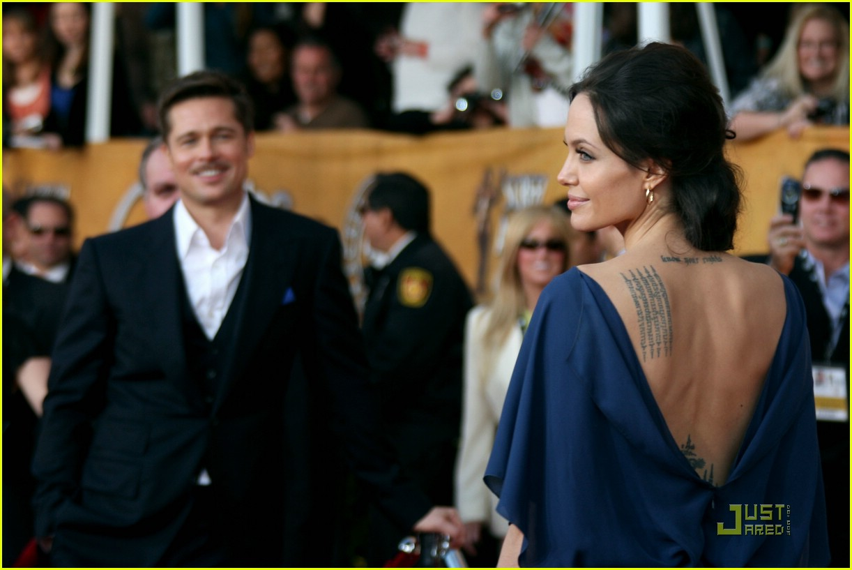 angelina jolie sag awards 2009 021676911