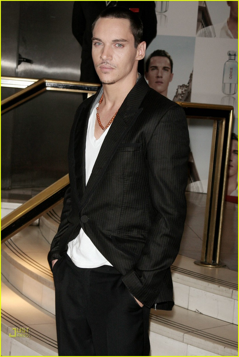 jonathan rhys meyers hugo boss 12