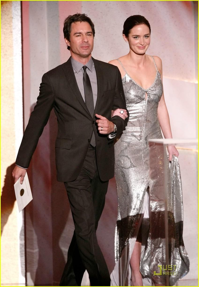 john krasinski emily blunt sag awards 2009 19
