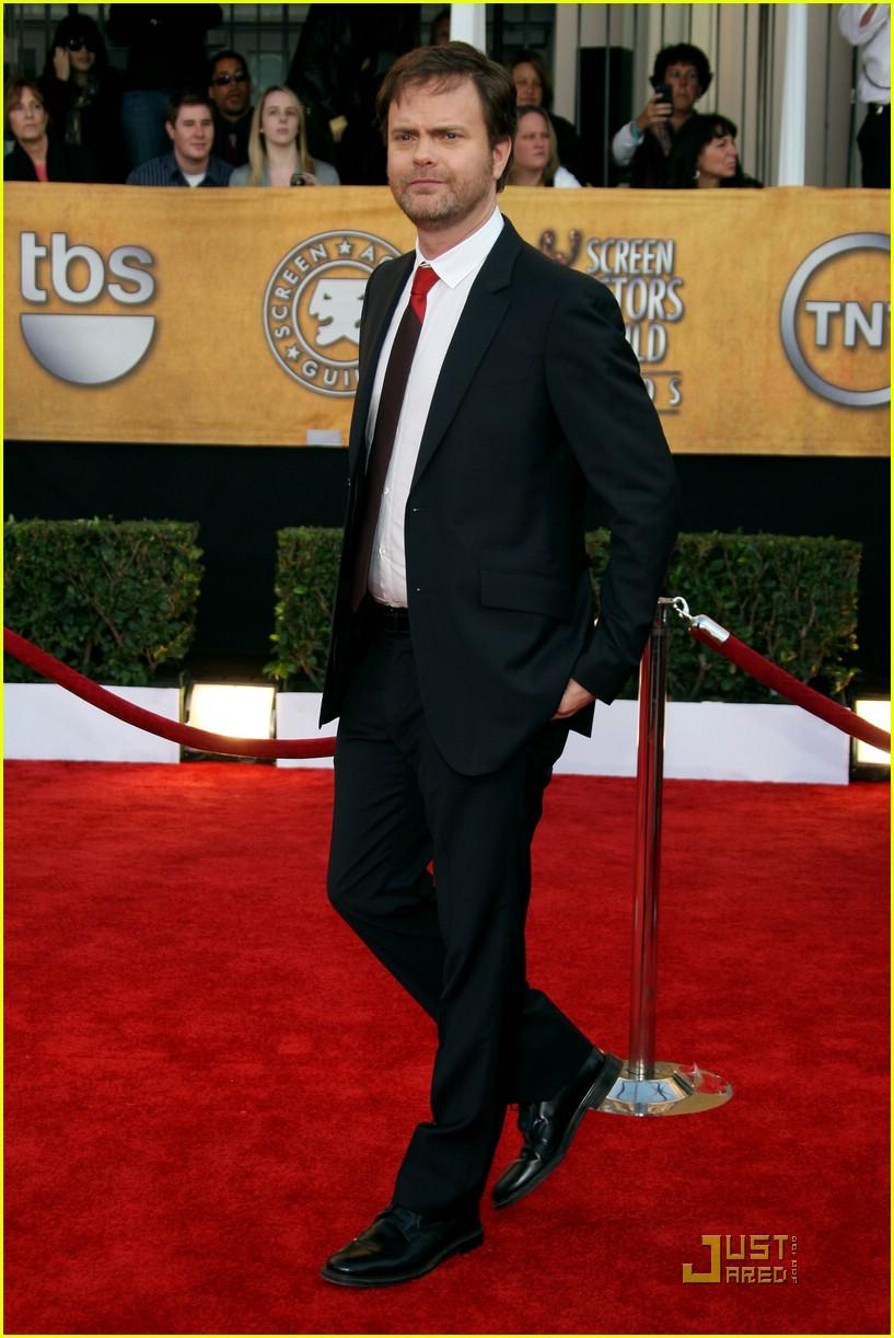 john krasinski emily blunt sag awards 2009 25