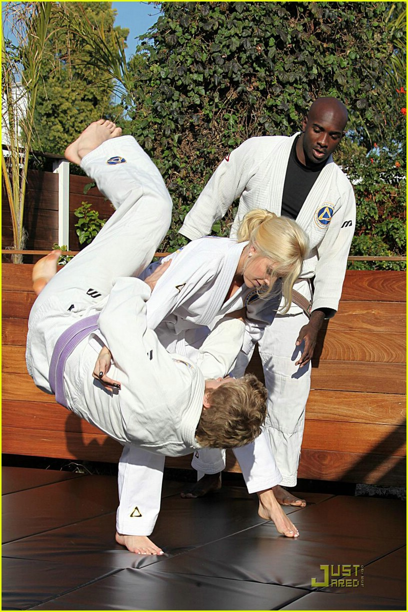 heidi montag mixed martial arts spencer pratt 16
