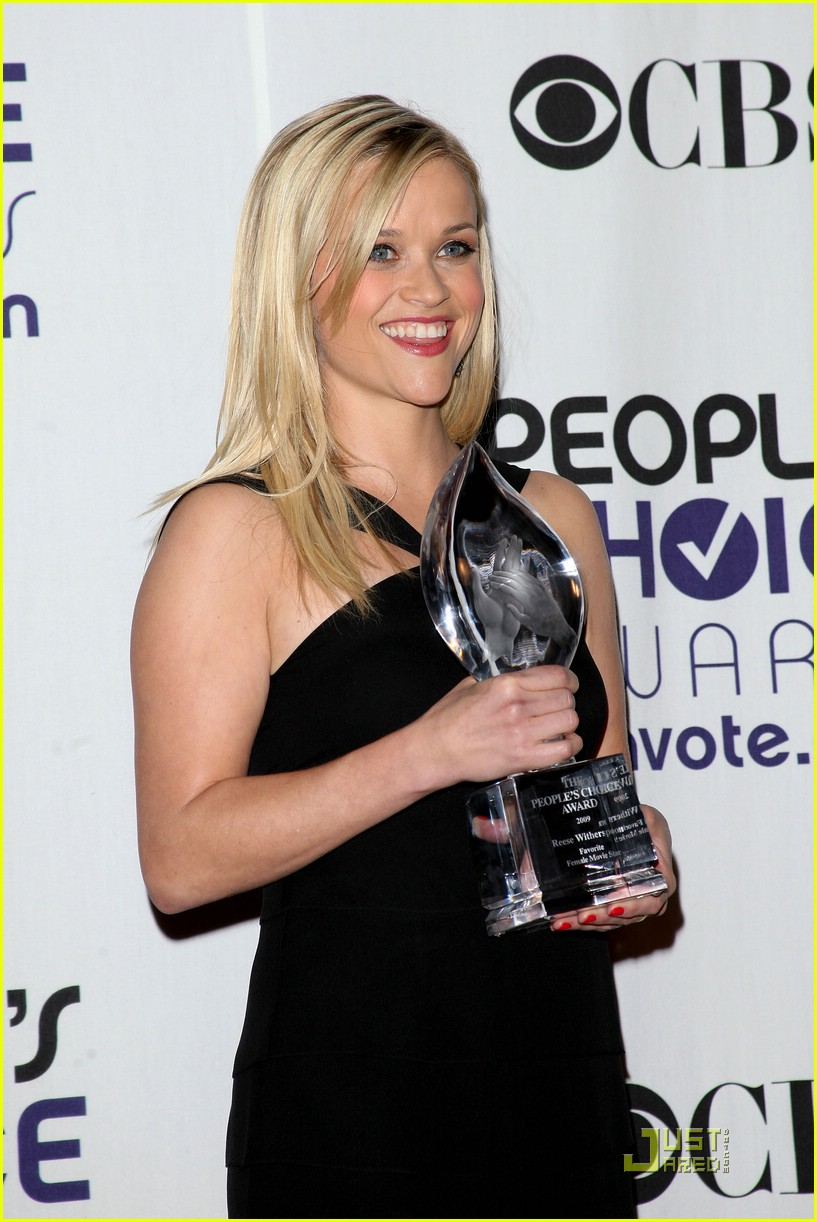 reese witherspoon peoples choice awards 2009 081635431